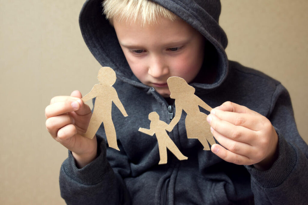 International Child-Centered Divorce Awareness Month